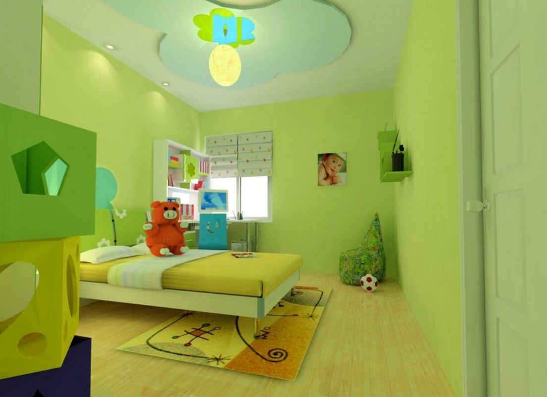 Kids bedroom ceiling decoration - False Ceiling Patterns For Children Bedroom Layout Cuteness And Beauty Interior Decorating Ideas Interior