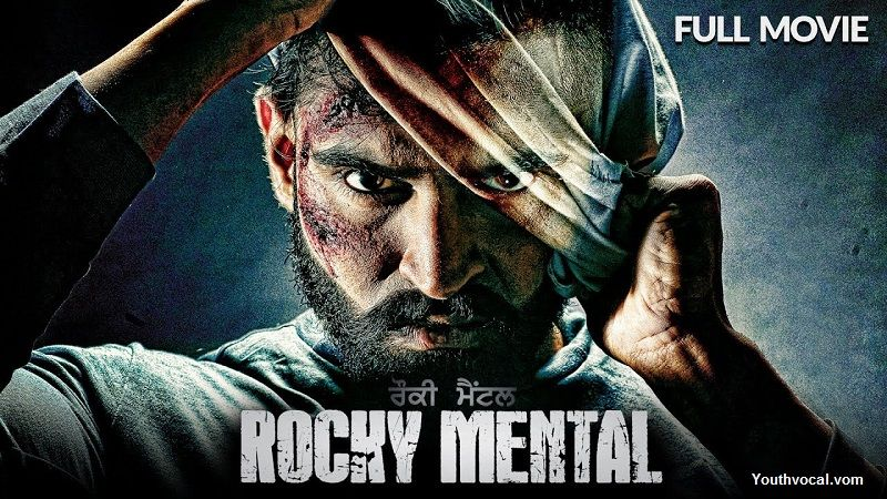 Rocky Mental 2017 Full Punjabi Movie Free Download Mp4 720p