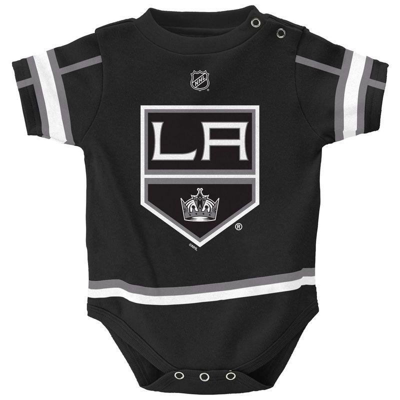 online store 2bc60 65587 Los Angeles Kings Reebok Infant Hockey Jersey Bodysuit ...