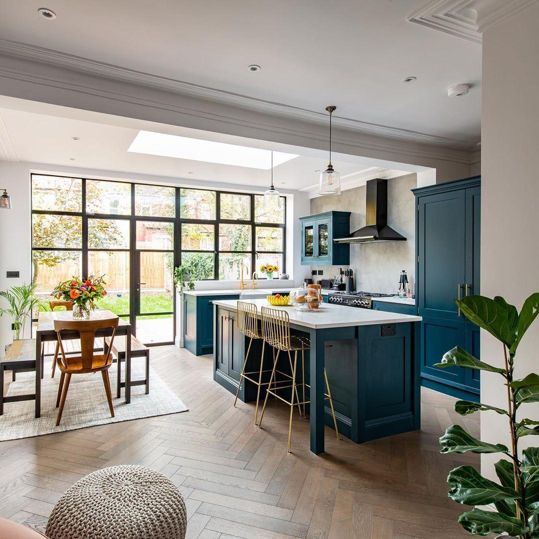 "Kitchen Design Kent: Herringbone Kitchens On Instagram: ""Went Down Memory Lane"