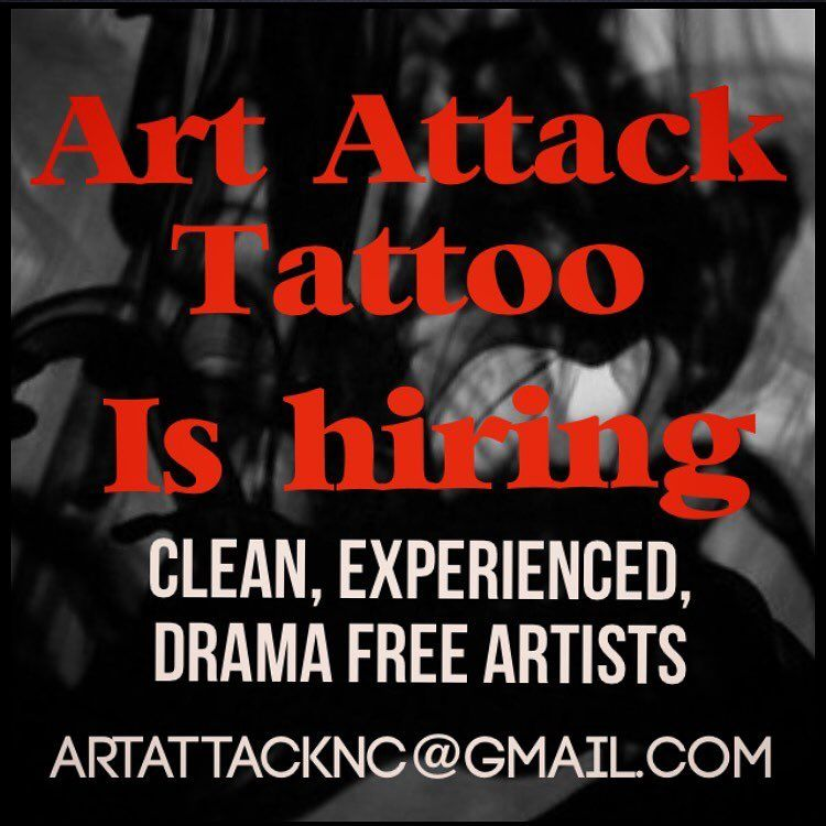 See this Instagram photo by @artattacktattoonc • 2 likes