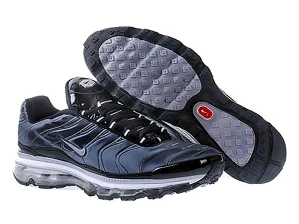 Chaussures de Nike Air Max Tn Requin Homme Bleu foncé Magasin Tn
