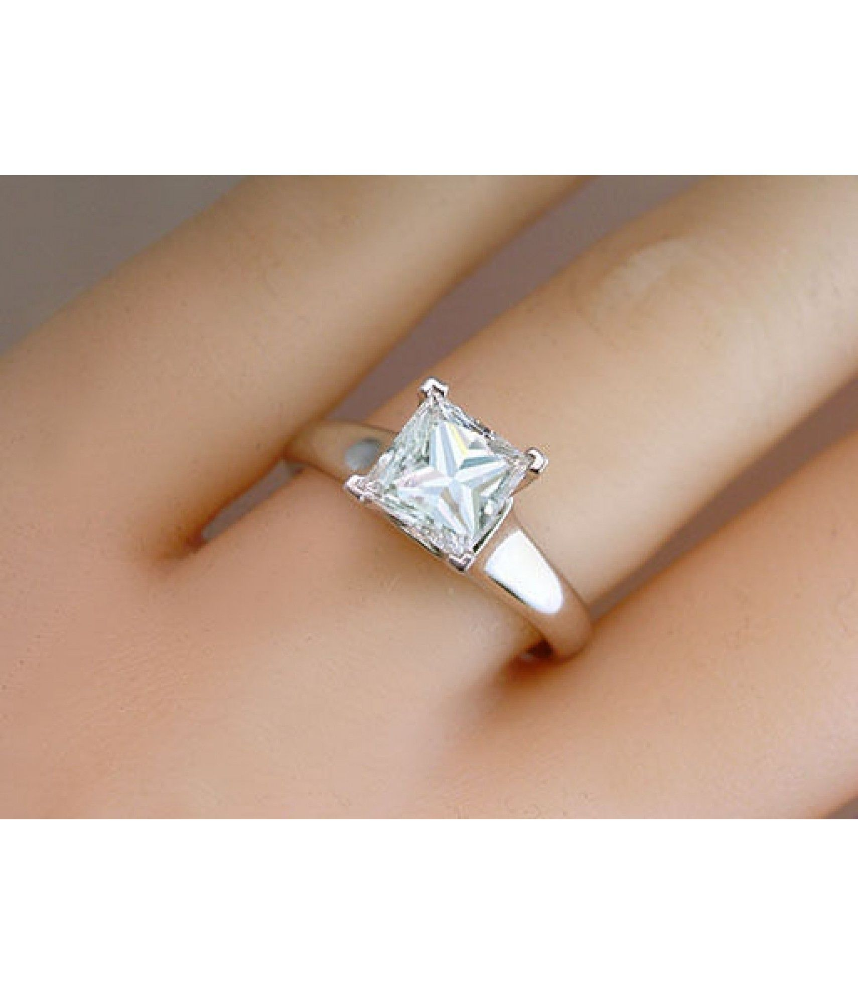 pin engagement platinum edwardian antique solitaire ring diamond