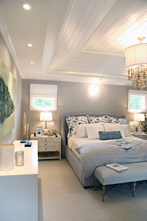 Mn Showcase Home Tour Tray Ceiling Bedroom Home Bedroom Home