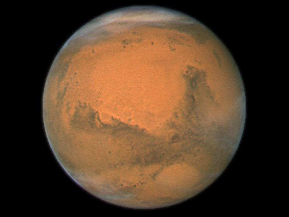 Aug 6, 1996 CE: First Evidence for Possible Life on Mars ...