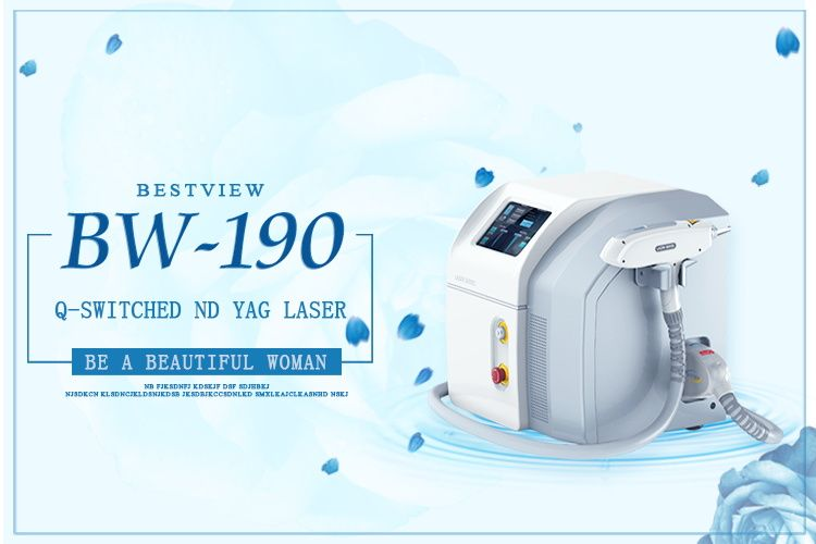 Q Switched Nd Yag Laser Tattoo Removal Machine Click To Know More