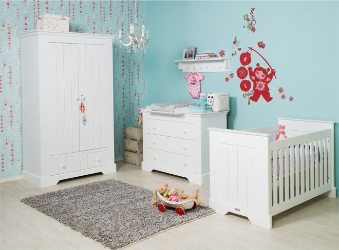 Babykamer Bopita Ideeen : Babykamer narbonne van bopita tijdloze babykamers