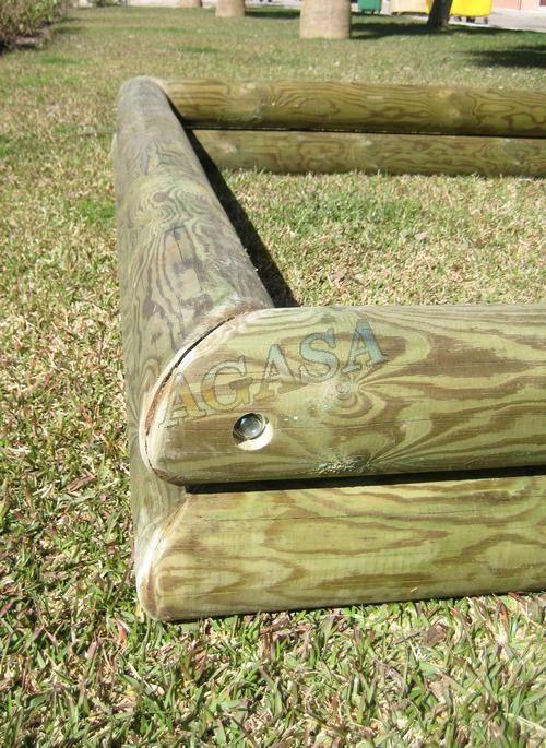 jardineras de madera rusticas buscar con google