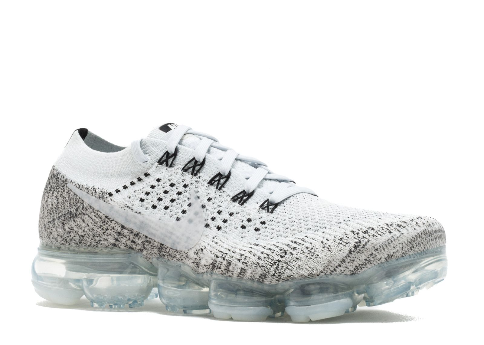reputable site 1cefa 437cd 2018 Spring Summer Men Air Vapormax Vapor Max Flyknit Oreo Pale Grey Sail   Nike  Air VaporMax   Pinterest   Summer men, Spring summer and Gray