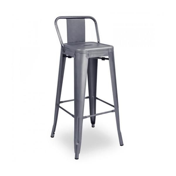 The Dreux Steel Low Back Barstool Is A Fantastic Designed Barstool