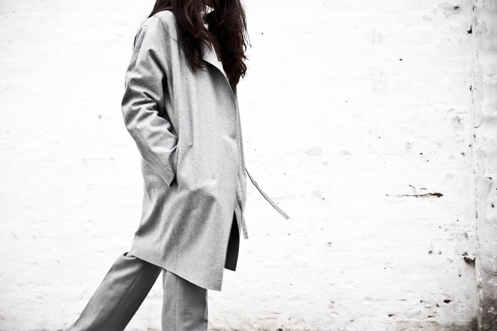 grey out, acne coat, mowoblog