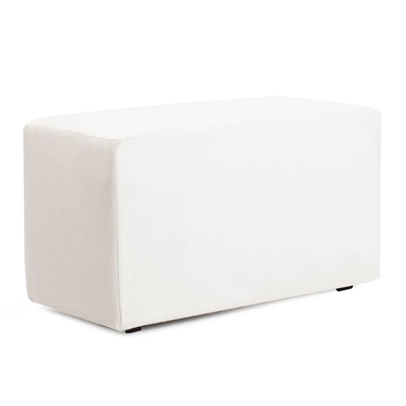 Howard Elliott Avanti Universal Bench 36 Wide Polyurethane Bench White Furniture Seating Benches Bench Covers Patio Bench Patio Furniture Covers