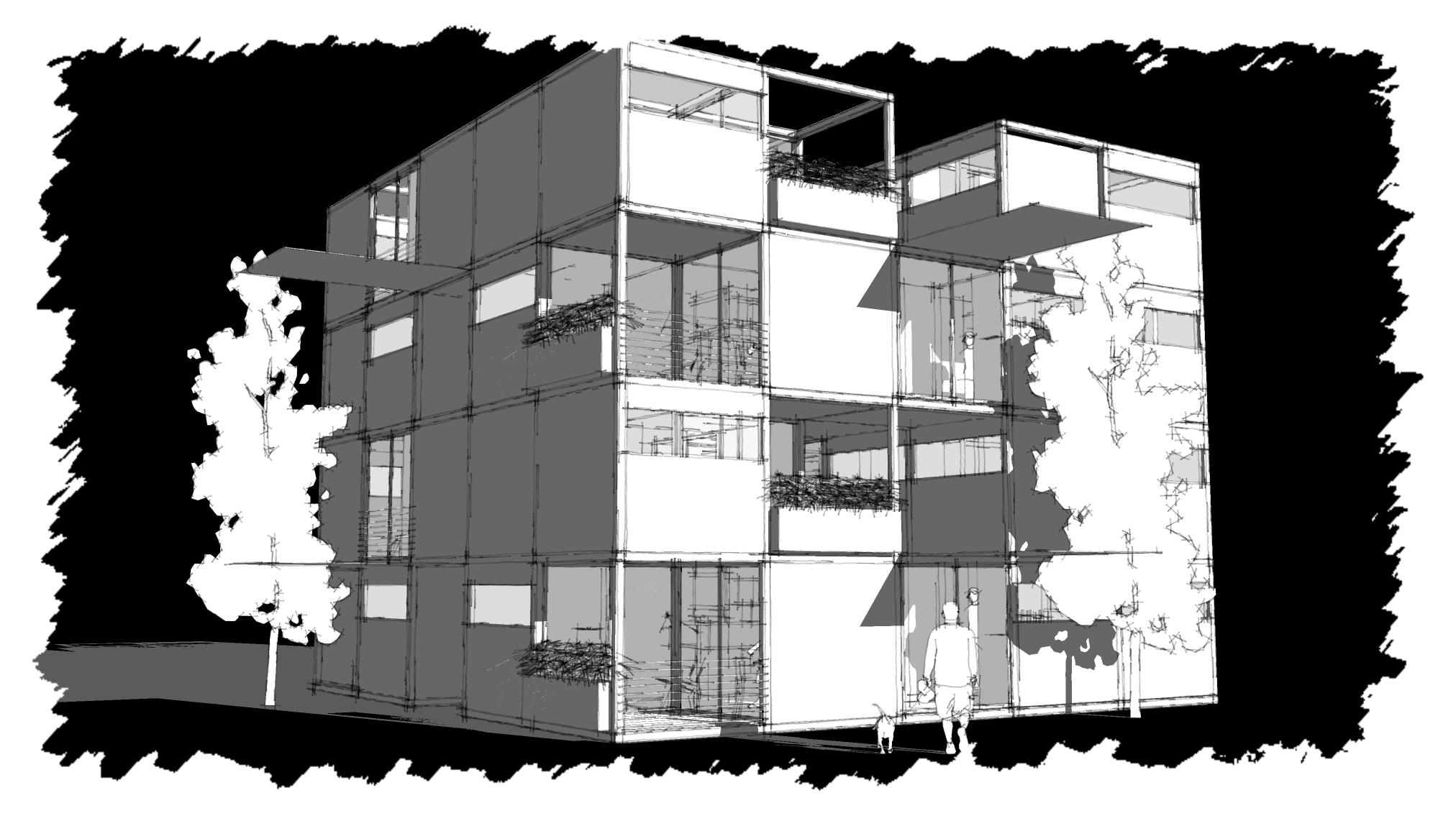 Modular housing | Design Work | Pinterest | Prefab, Architecture ...