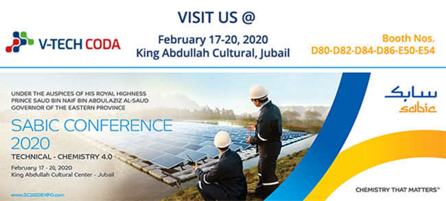 Goospares Attending Sabic Conference 2020 In 2020 V Tech Conference Industrial Development
