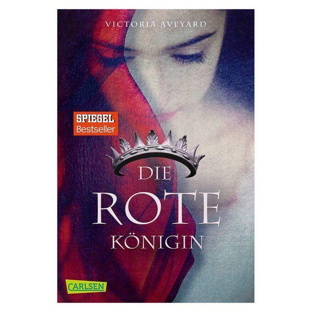 Carlsen Verlag Die Farben Des Blutes Die Rote Konigin Band 1 Online Kaufen In 2020 Die Farben Des Blutes Rote Konigin Jugendbuch