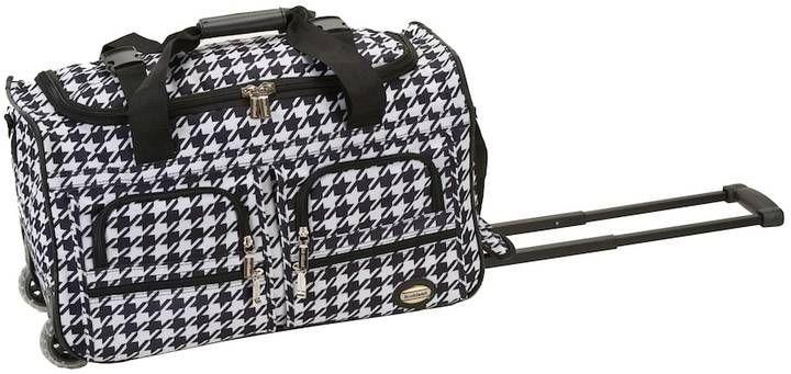 9c016bbed0 Rockland 22-Inch Rolling Duffel Bag