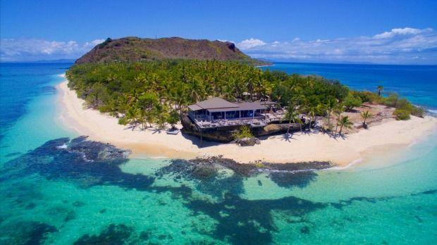Vomo Island resort, Fiji.