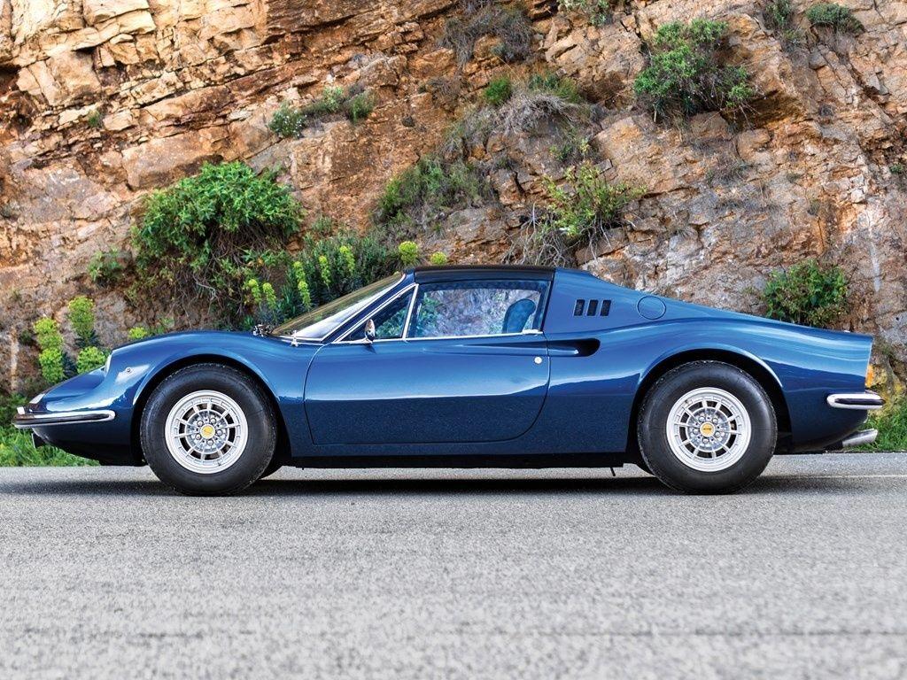 1974 Ferrari 246 Dino Dino 246 Gts Classic Driver Market