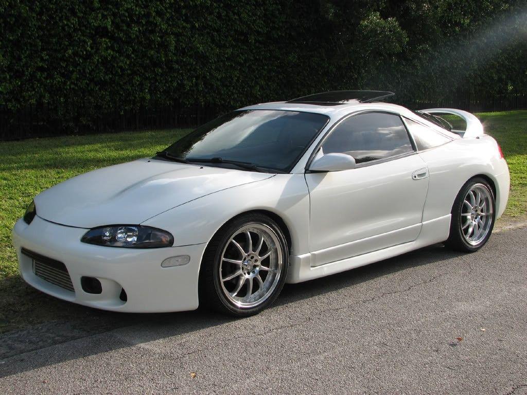 Mitsubishi eclipse gsx 19995 1999