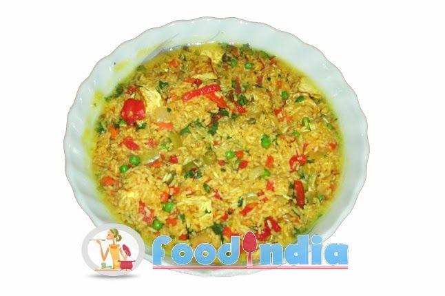 Vaghareli khichdi foooooood pinterest indian food recipes indian food recipe tips healthy traditional vaghareli khichdi recipe forumfinder Gallery