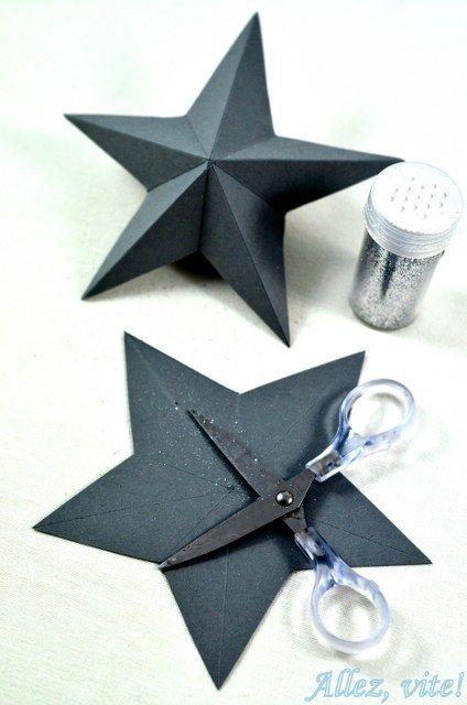 die besten 25 sterne basteln ideen auf pinterest sterne origami sterne und papiersterne basteln. Black Bedroom Furniture Sets. Home Design Ideas