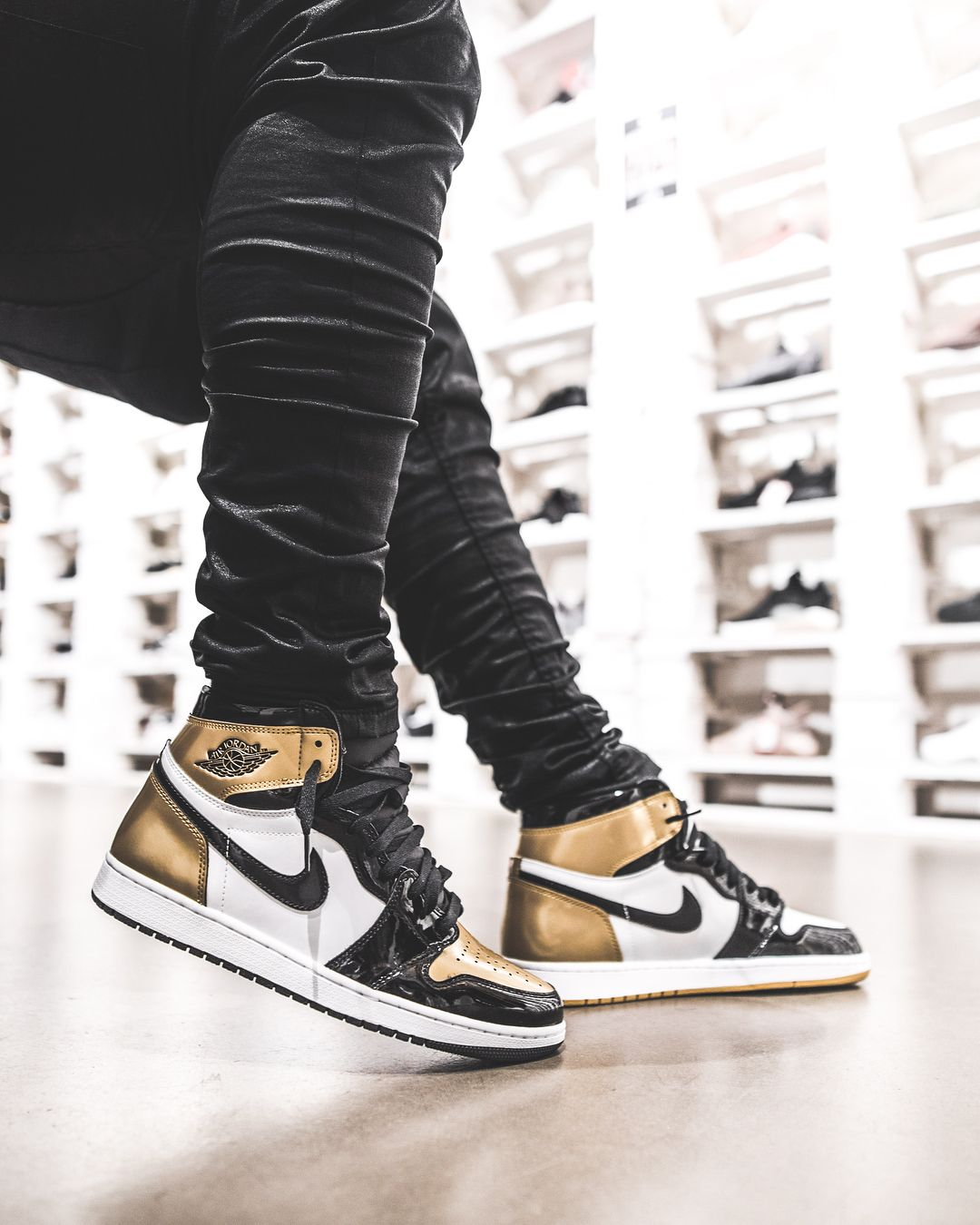 Nike Air Jordan 1 Sneakers Sneakers Men Best Sneakers