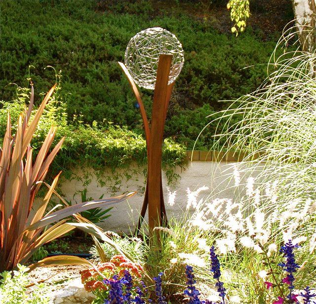 Attirant 7 Ideas How To Use Contemporary Garden Sculptures For Decoration