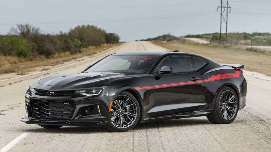 Hennessey Exorcist Camaro Zl1 Top Speed Run Photo Gallery Chevy