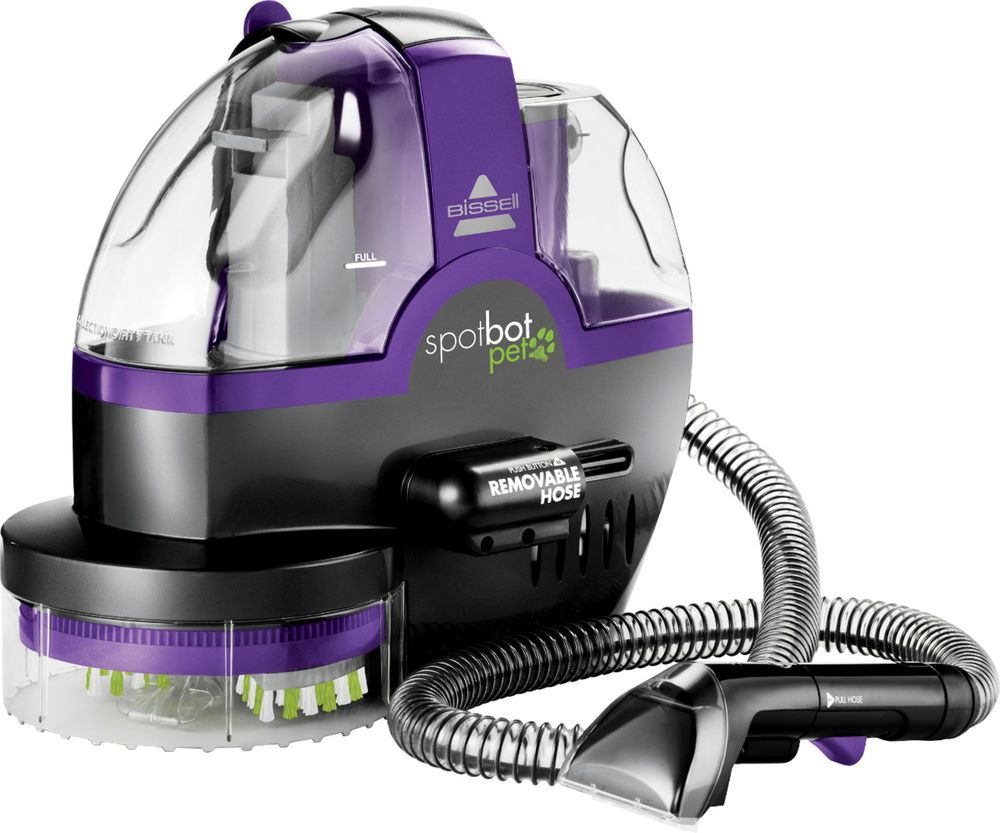 Bissell Spotbot Pet Portable Carpet Cleaner Grapevine
