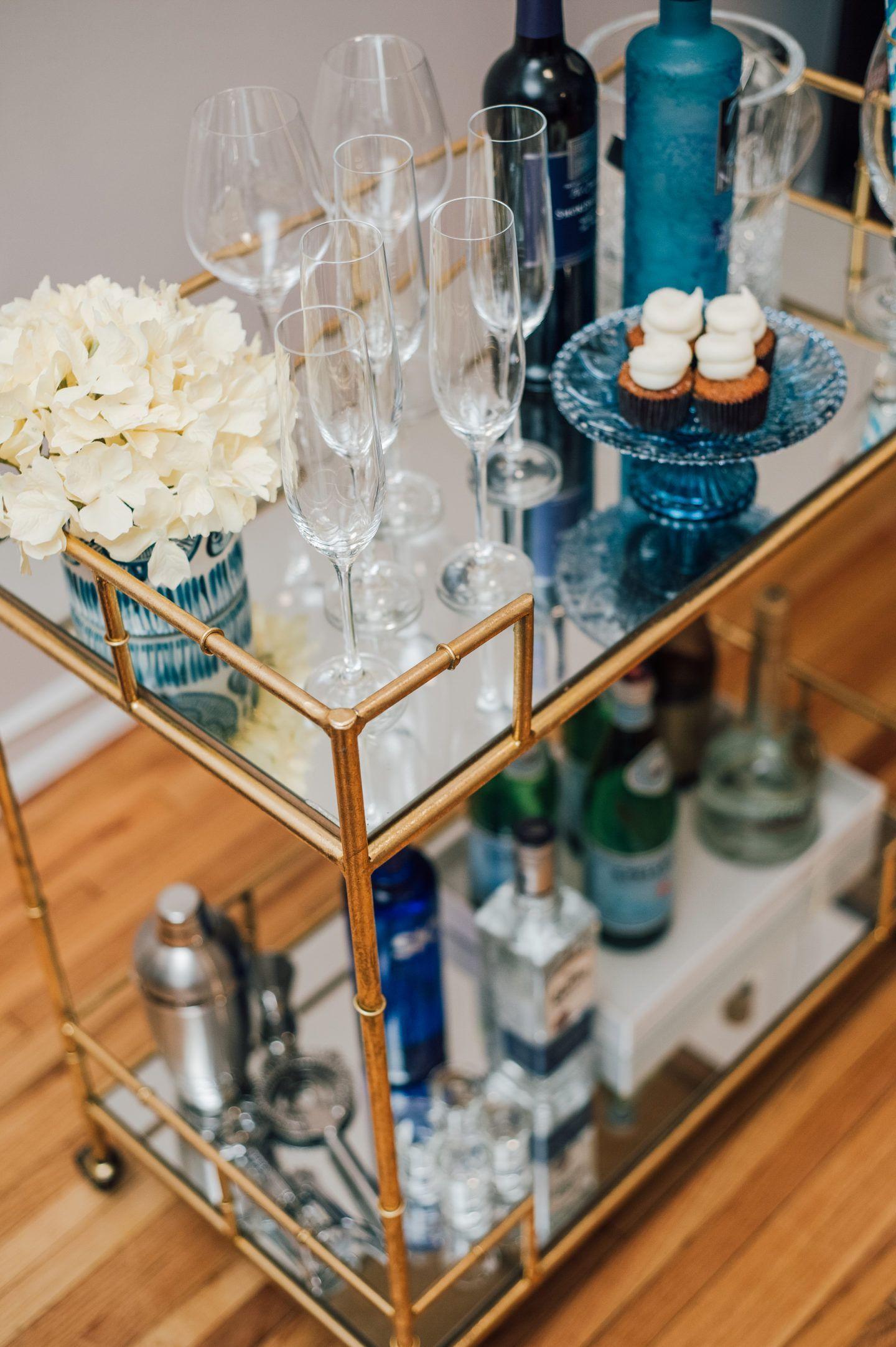 Three Bar Cart Styles With Joss Main By Lauren Mazzei Mit
