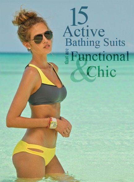 7a4b2c2444998 15 Active Bathing Suits That Are Both Functional AND Chic