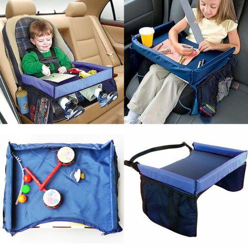 Car Kids Safety Seat Drawing Board Table Waterproof