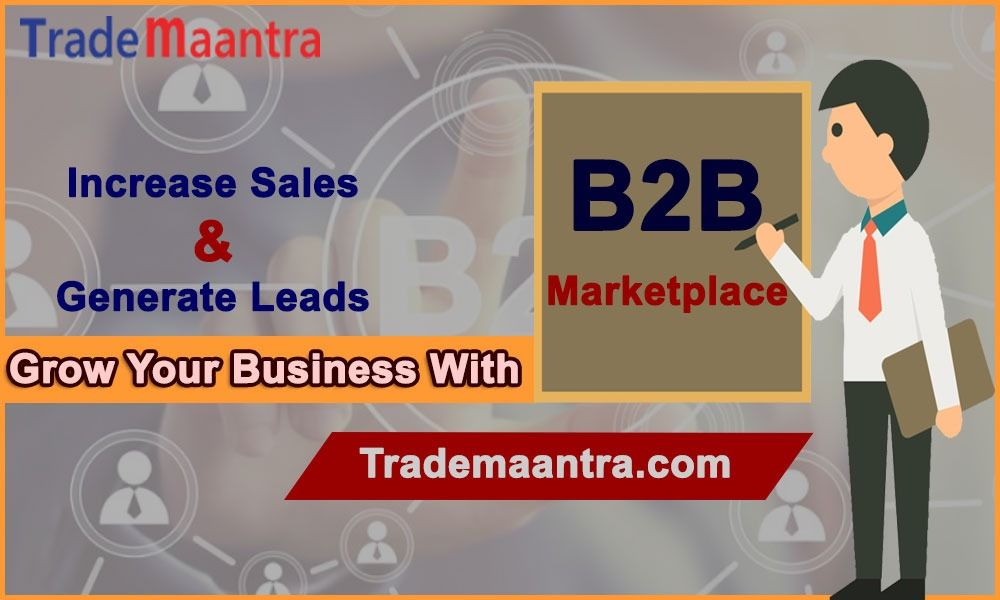 Trade Maantra Grow your business with the best B2B