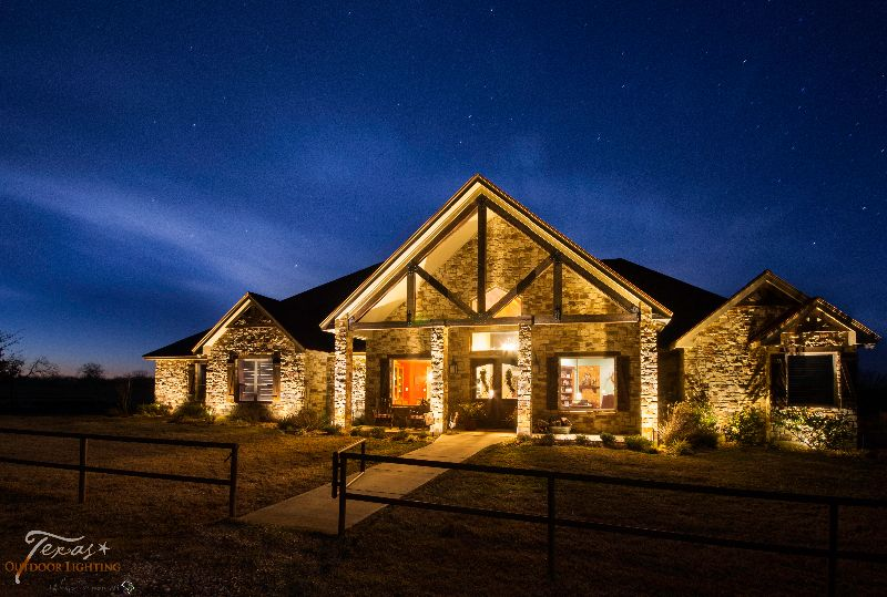 Ranch Style Home Lighting