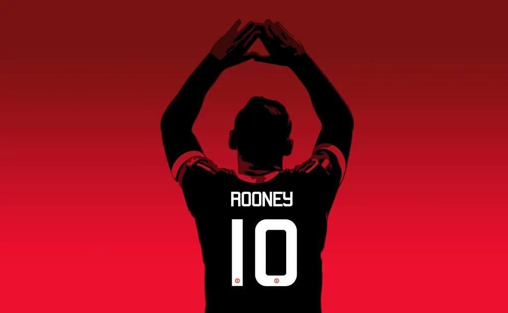 Our Captain. Once Blue always Red. Legend  #unitedgoal #mufc @waynerooney by unitedgoal