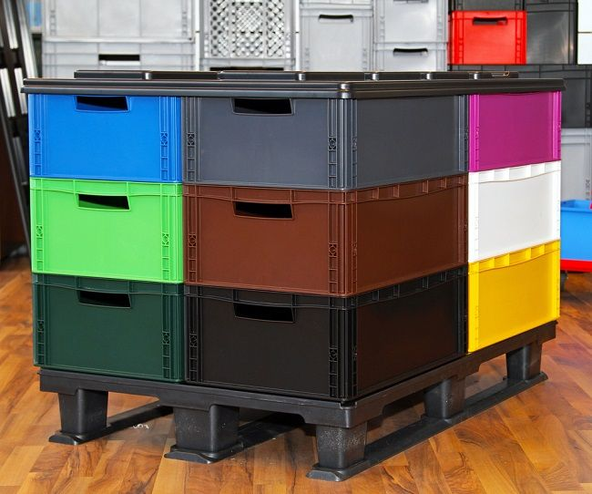 Recycled Plastic Pallets
