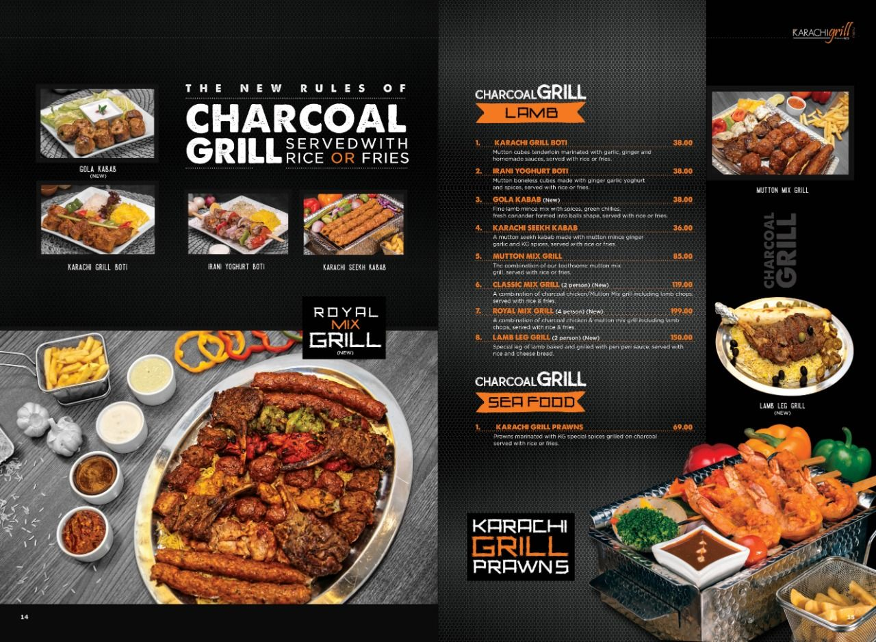 Pin By Karachi Grill Restaurant On Karachigrill Jumeirah 2 Mixed Grill Food Grilled Rice