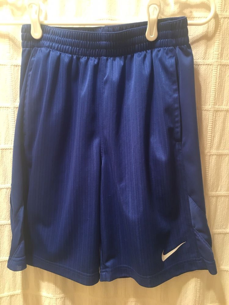 bd41903117 Boys Nike Shorts - Large - Blue - Polyester - Small Snags #fashion ...