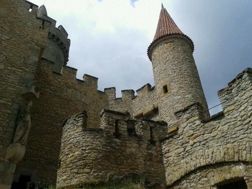 Castle Kokorin Czech Republik