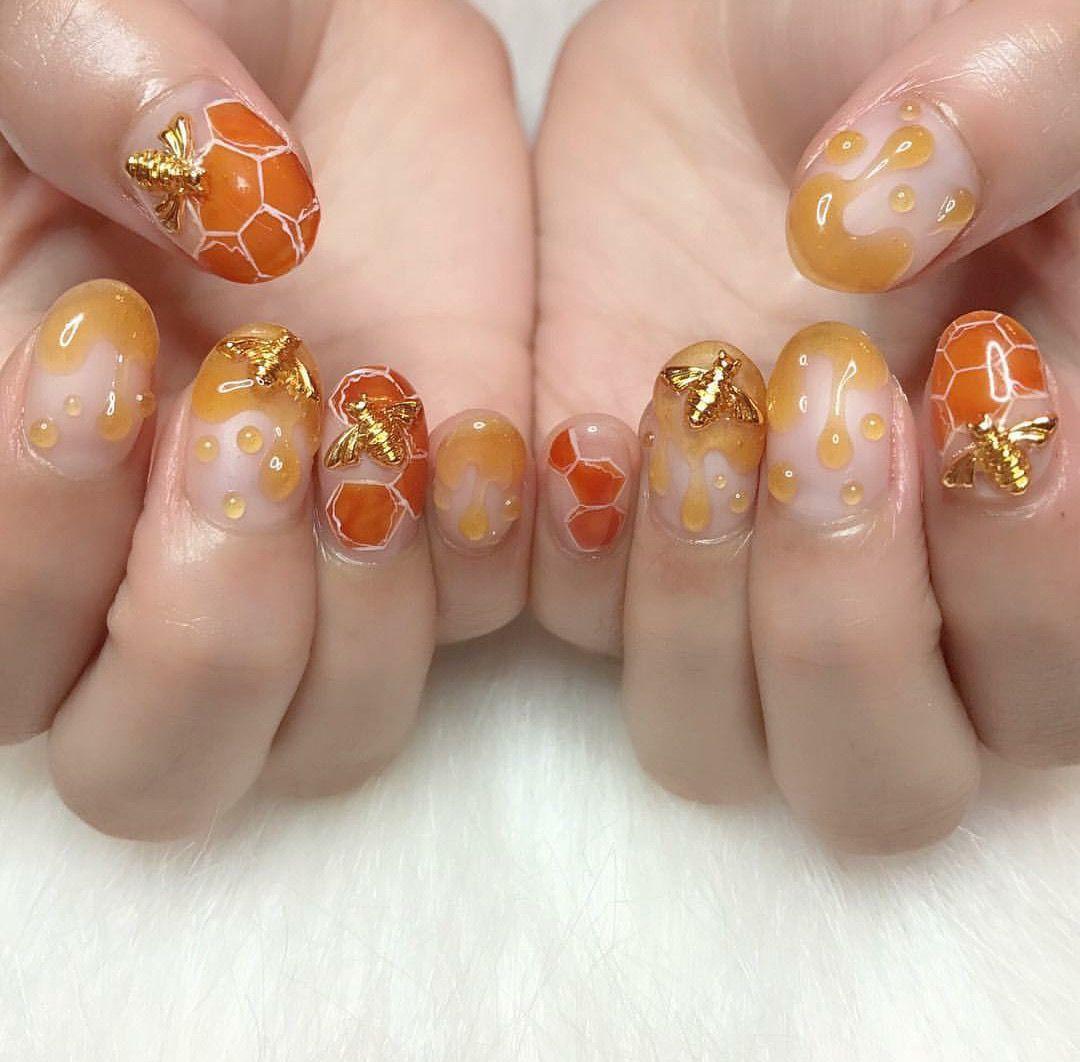 Pin By Kasia M On Nails Nail Art Paznokcie