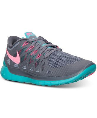 cheap for discount d80de 3150d Nike Women s Free 5.0 2014 Running Sneakers from Finish Line