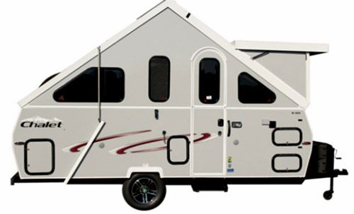 Chalet Xl 1935 A Frame Camper Elegant Stylish Spacious And Well