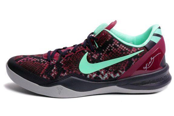 Insustituible Uva tornillo  Amazon.com: Nike Mens Kobe 8 System Purple Dynasty/Raspberry Red-Wolf Grey  555035-502: Home & Kitchen | Kobe bryant shoes, Nike, Shoes