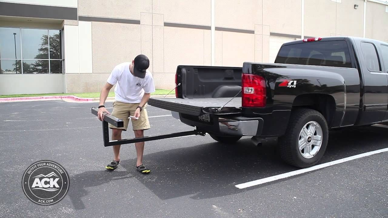 How to Install the Darby ExtendATruck Bed Extender Bed