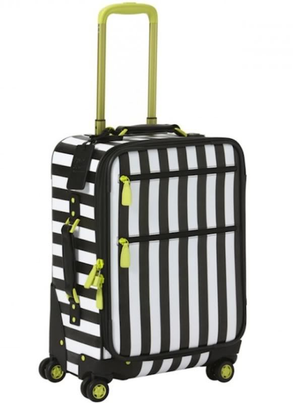 Luggage Rack Target Captivating Alice And Olivia X Target X Neiman Marcus  Luggage W Wheels Decorating Inspiration