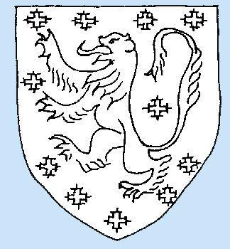 De Braose Family History   de Braose Shield