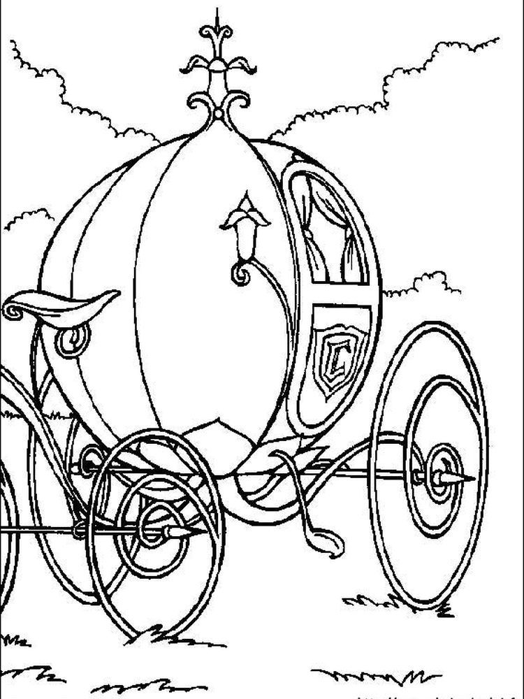 Cinderella Coloring Pages Free Below Is A Collection Of