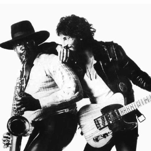 Bruce Springsteen And The E Street Band Classic Born To Run Cover Bruce Springsteen E Street Band Bruce Springsteen The Boss