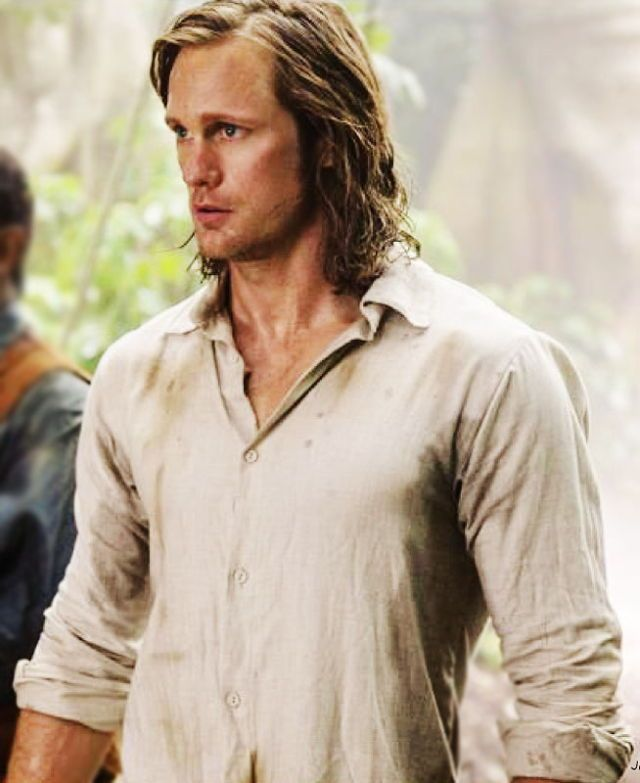 The Legend Of Tarzan Alexander Skarsgard Tarzan Movie Tarzan