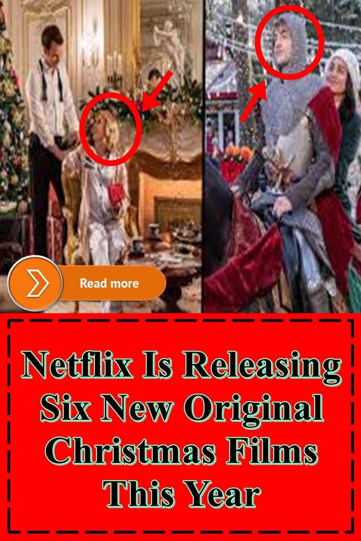 Netflix Is Releasing Six New Original Christmas Films This